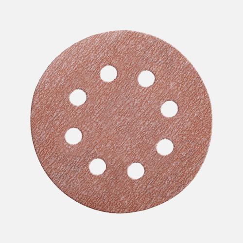 Excentrická bruska suchý zip, 125×8 P80