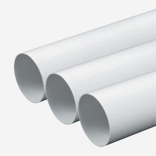 Kanál kulatý, průměr 100 mm × 1000 mm, plastový