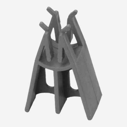 Kozlík, 25 mm, plastový