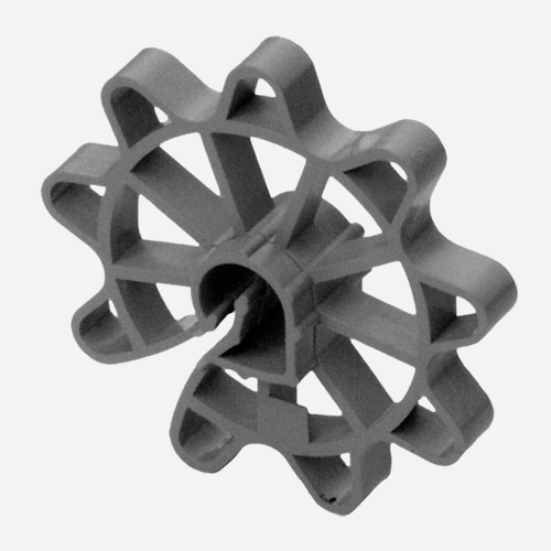 Kroužek KO, krytí 20 mm, plastový