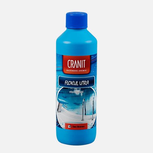 Cranit Flokul UTRA - vločkování, láhev, 500 ml