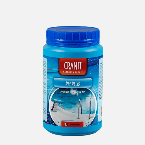 Cranit pH plus - zvyšuje hodnotu pH, dóza, 0,9 kg