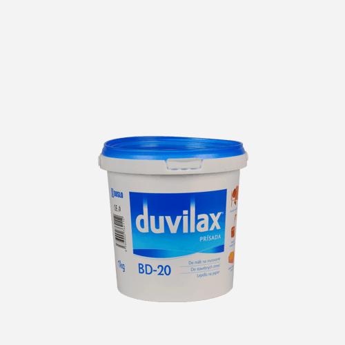 Duvilax BD-20 přísada, kelímek 1 kg, bílá