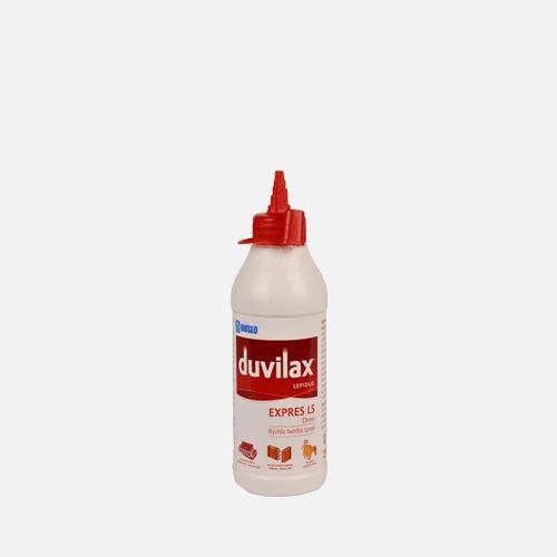 Duvilax EXPRES LS, dóza 250 g, bílá