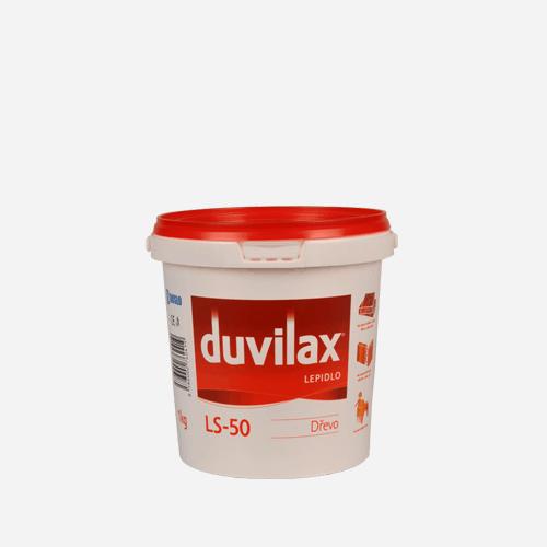 Duvilax LS-50 lepidlo na dřevo D2, kelímek 1 kg, bílá