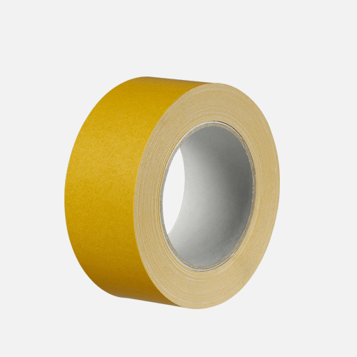 Fixační páska na fólie, 50 mm x 25 m, PP nosič, bílá