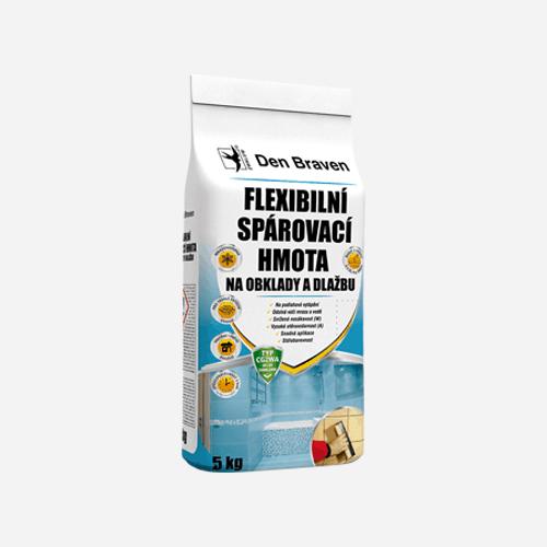 Flexibilní spárovací hmota na obklady a dlažbu , pytel 5 kg, bahama