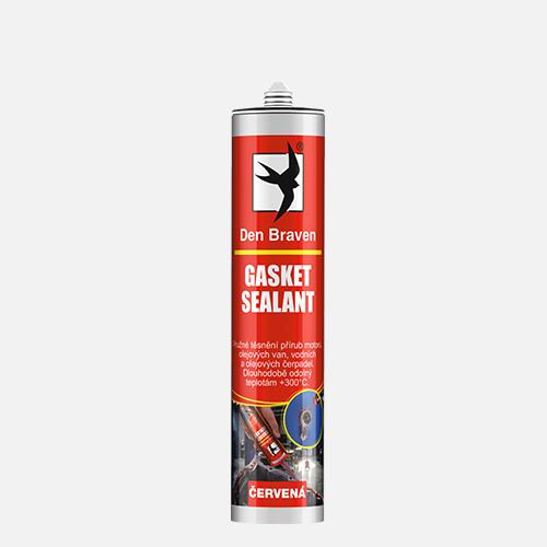 Gasket sealant, kartuše 280 ml, cihlově červený