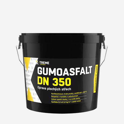 Gumoasfalt DN 350, kbelík 10 kg, černý