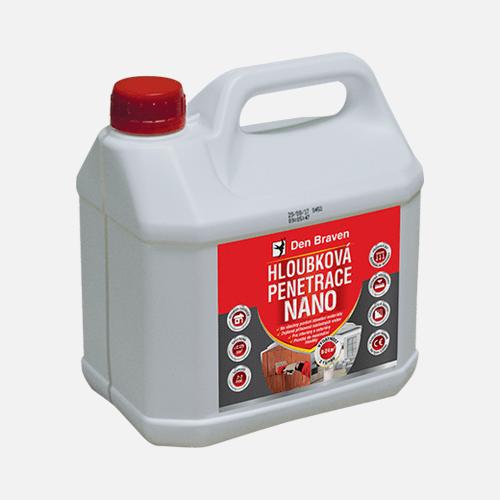 Hloubková penetrace NANO, kanystr 3 litry