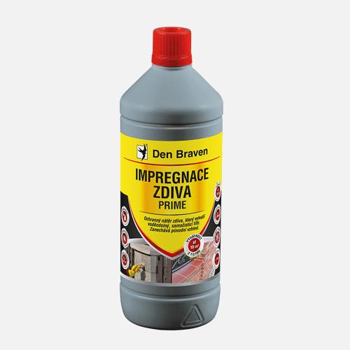 Impregnace zdiva PRIME, láhev 1 litr