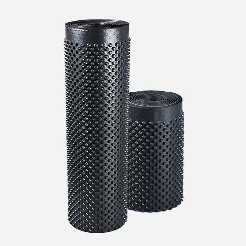 Nopová fólie, 2 m x 20 m, 500 g/m², černá