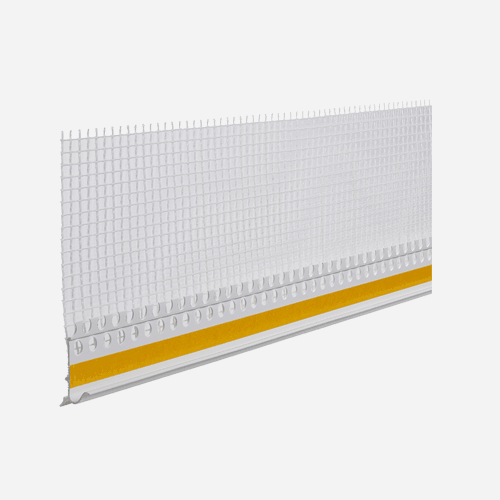 Okapnice LO s tkaninou, 2,5 m