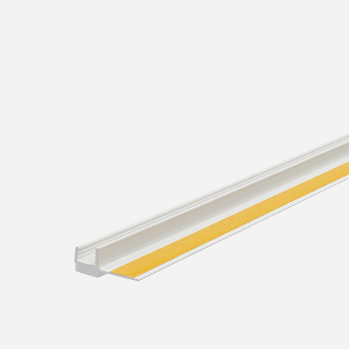 Okenní profil pro zateplovací systémy bez tkaniny 6 mm x 100 mm, 2,4 m