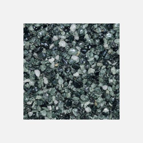 Mramorové kamínky 3 - 6 mm, pytel 25 kg, zelené