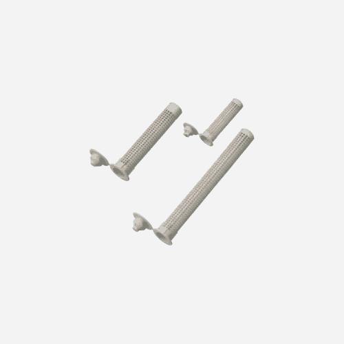 Plastová sítka pro kotvení do dutých materiálů, 12 mm x 50 mm