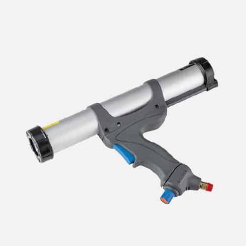 Profi pistole pro aplikaci ze salámů - pneumatická MK5 P600