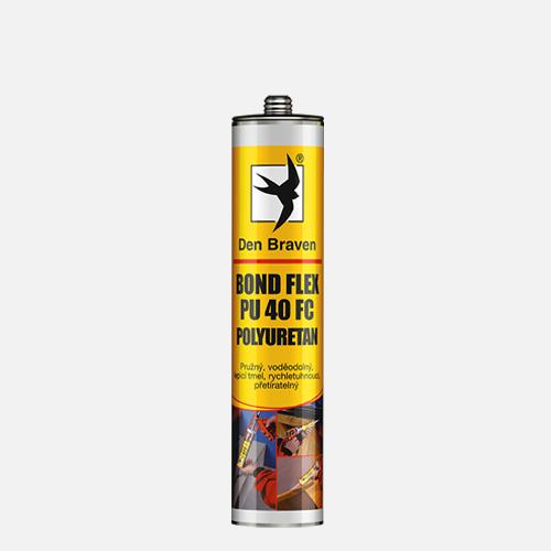BOND FLEX PU 40 FC polyuretan, kartuše 300 ml, bílá
