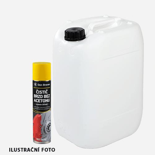 Čistič brzd bez acetonu, kanystr 30 litrů