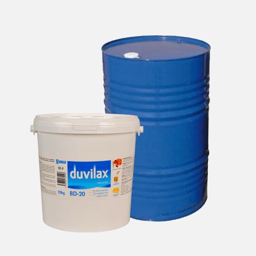 Duvilax BD-20 přísada, sud 200 kg, bílá