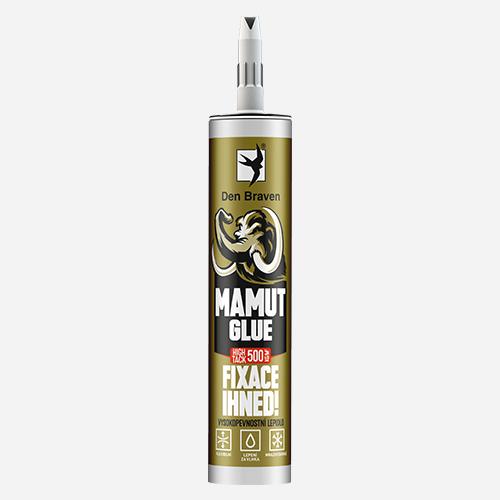 MAMUT GLUE High Tack, kartuše 290 ml, bílá