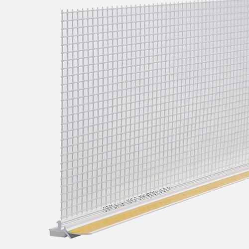 Okenní profil pro zateplovací systémy, CATNIC lamela, 2,4 m