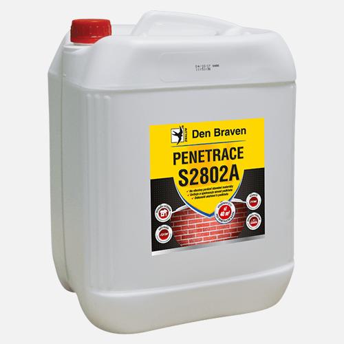 S2802A Penetrace stavebních podkladů, kanystr 10 kg