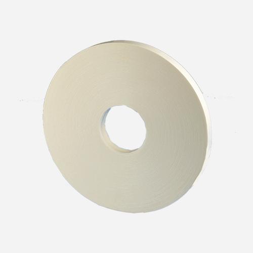 Podložná PE páska pro zasklívání, 9 mm x 2 mm x 20 m, bílá