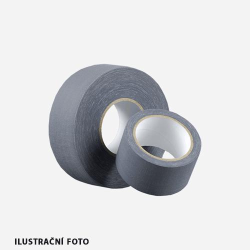 Textilní lemovací páska , 48 mm x 10 m, modrá