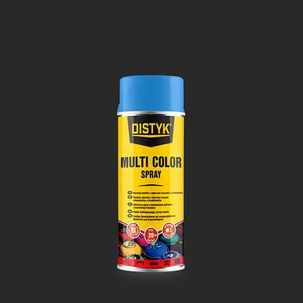 MULTI COLOR SPRAY Distyk, sprej 400 ml, vodní modrá / tyrkysová, RAL 5021
