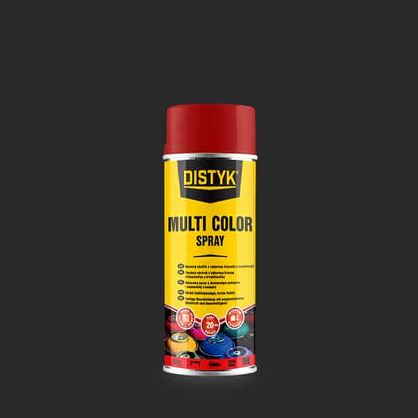 MULTI COLOR SPRAY Distyk, sprej 400 ml, růžová, RAL 3017