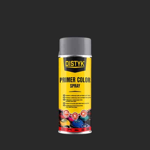 PRIMER COLOR SPRAY Distyk, sprej 400 ml, okenní šedá